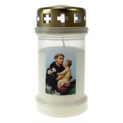 Candle 3D / CD / white / St...