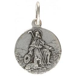 Médaille 15 mm - St Roch