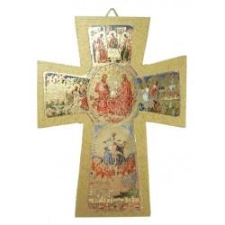 Byzantine Cross 10 X 7 Cm...
