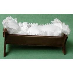 Cradle 12 Cm Wood