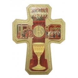 Cross Byzantine 13.5 X 10 Cm