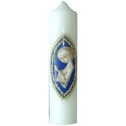 Candle Marial  265 x 60 mm...