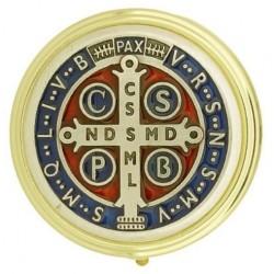 Pyxide Dorée Diam 60 mm -...