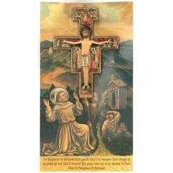Cross St Damien 11x8cm...