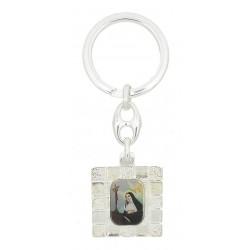 key ring  St. Rita