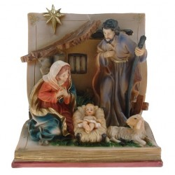 Nativity of book (11x10x8,5...