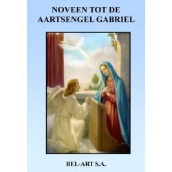 Book  Noveen tot Aartsengel...