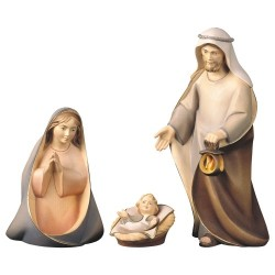 Holy Family 25 Cm Color...