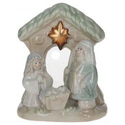Nativité en porcelaine...
