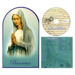 Cd in envelope Ave Maria...