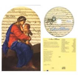 Cd+enveloppe Ave Maria...