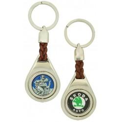 key ring  SKODA / St...