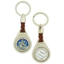 key ring  SUZUKI / St...