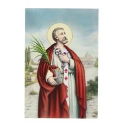 Carte Postale St Pierre