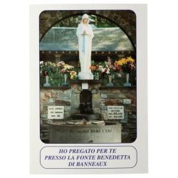 Postcard Banneux Nr 44 It