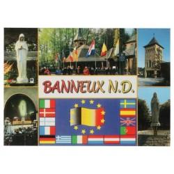 Postcard Banneux Nr 2004/3