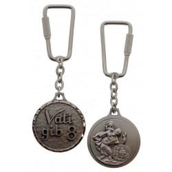 key ring 30 Mm Vati / Chr /...