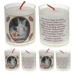 Set of 4 candles  Guardian...