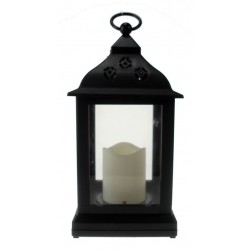 24 Cm Lantern Candle With...