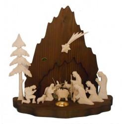 Nativity  hotplate 39 X 15...