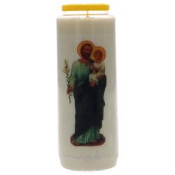 Neuvaine / blanc / St Joseph