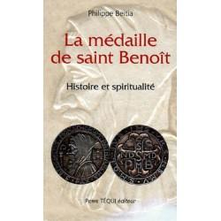 La médaille de Saint Benoît...