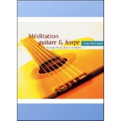 Méditation, guitare & harpe...