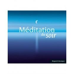 CD - Méditation du soir