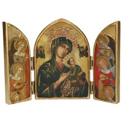 Triptych Round Our Lady of...