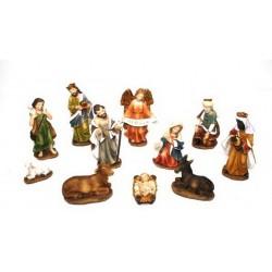 Christmas crib figures   11...
