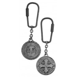 key ring 30 Mm St Benedict