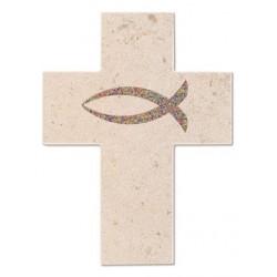 Croix Murale    9 X 12 Cm...