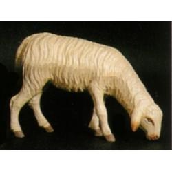 Sheep Eating Fiberglass 60 Cm