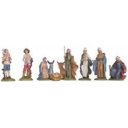 Nativity Set in resin 10...