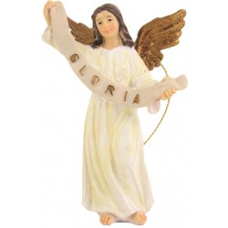 Angel Gloria White/Gold...