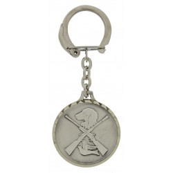 Porte-Clefs 30 Mm      Chasse