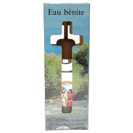 Bouteille Eau bénite du Jourdain (50ml)