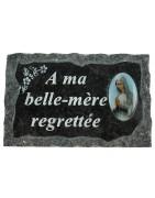 BEL-ART S.A. - Plates of cemeteries